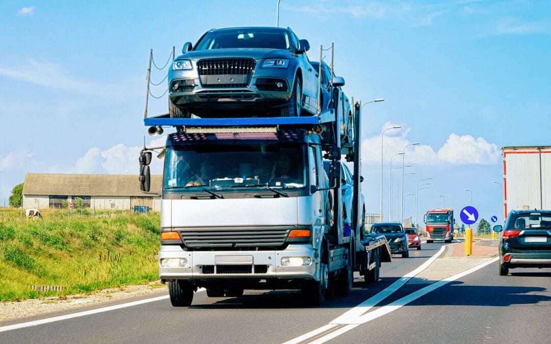 Definition of Car Transporter & Its Services